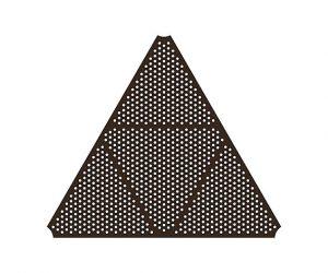 Triangle Deck for playground | Henderson Recreation