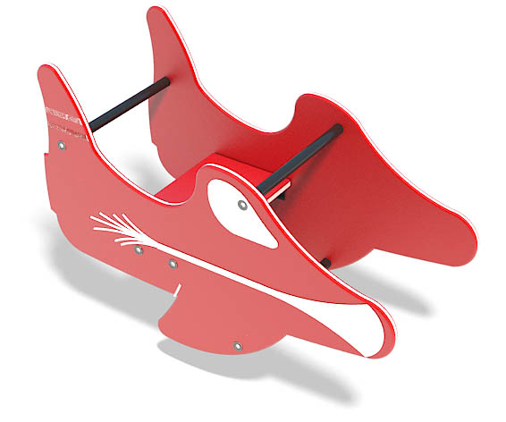 Jet motion toy
