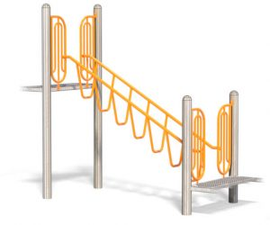 Cobra Link For Playground | Space Saving | Henderson Recreation