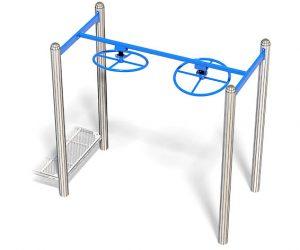 Double Overhead Rotator   Fun Of Rotation In Two Ways