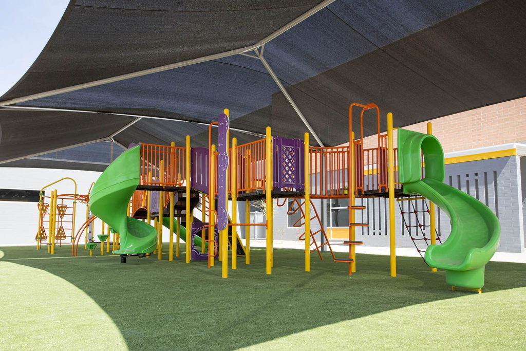 Playground Structure Model B302497R1 | Henderson Recreation