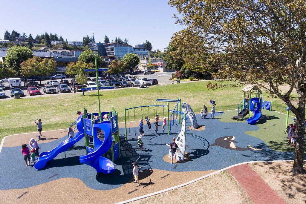 Playground Structure Model B302801R0 | Henderson Recreation
