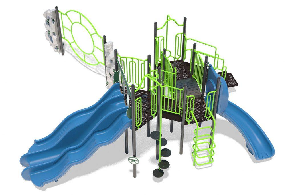Playground Structure Model B303131R0 | Henderson Recreation