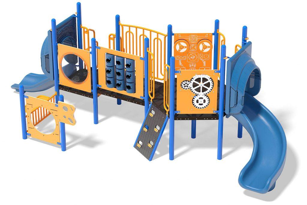 natural outdoor play equipment | Henderson Recreation