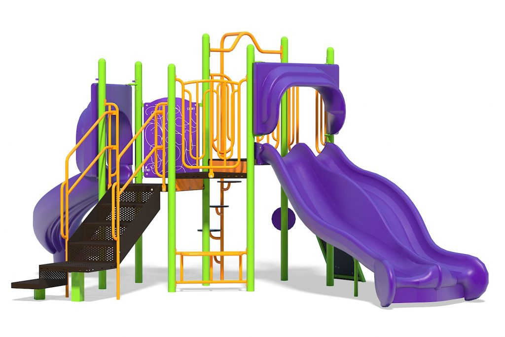 Playground Structure Model B304252R0 | Henderson Recreation