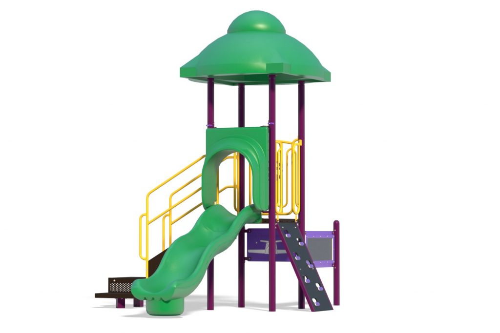 Playground Structure Model B304261R0 | Henderson Recreation