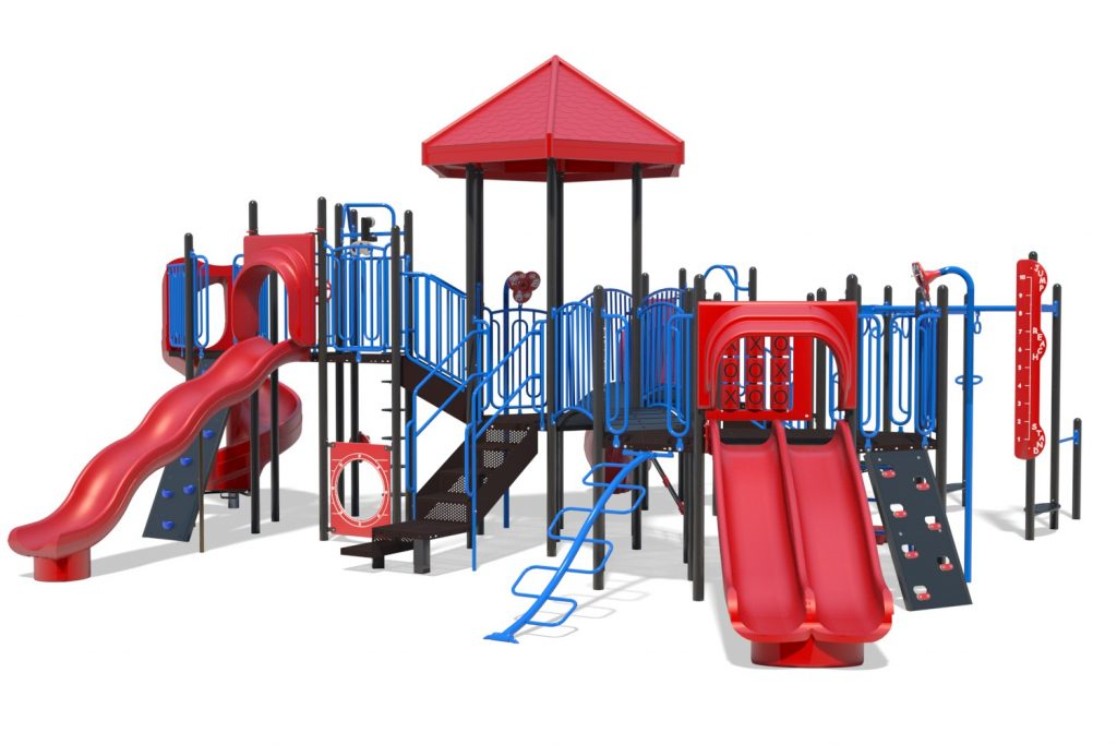 Playground Structure Model B304299R0 | Henderson Recreation