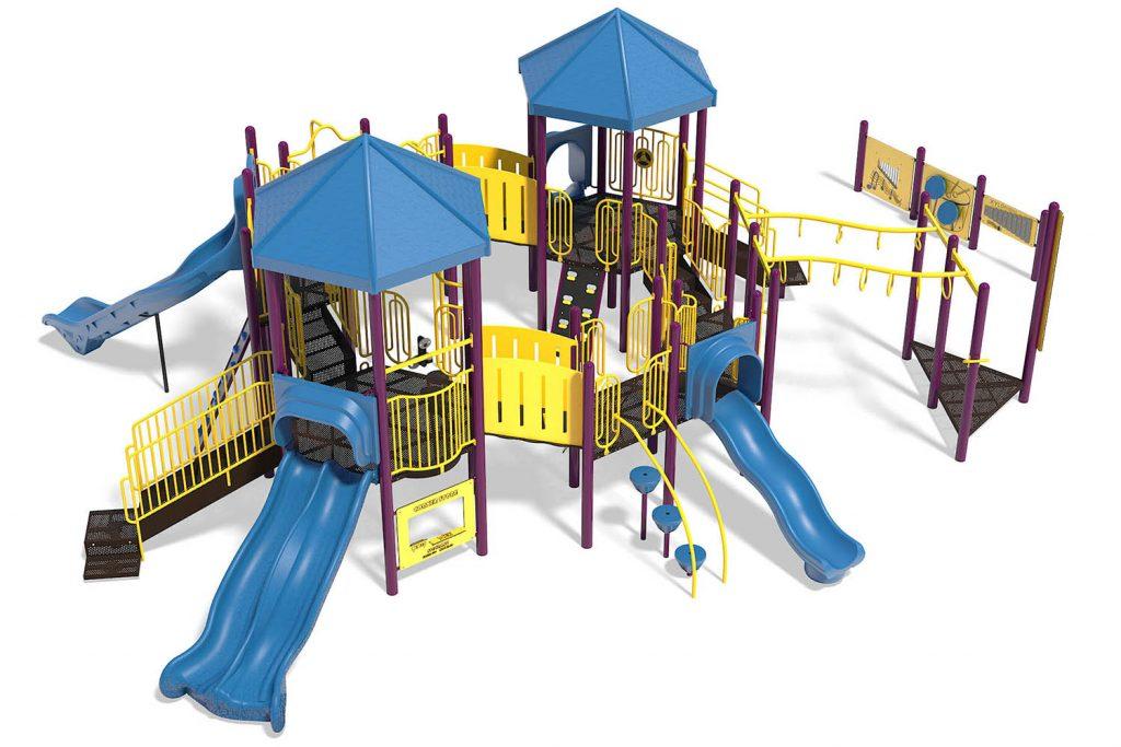 non wood playground sets | Henderson Recreation