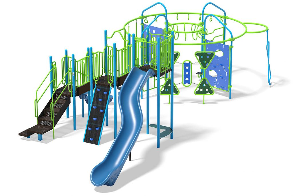 Playground Structure Model B303129R0 | Henderson Recreation