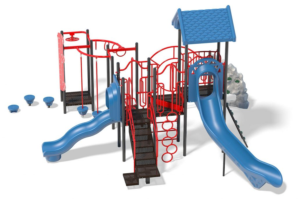 Playground Structure Model B303137R0 | Henderson Recreation