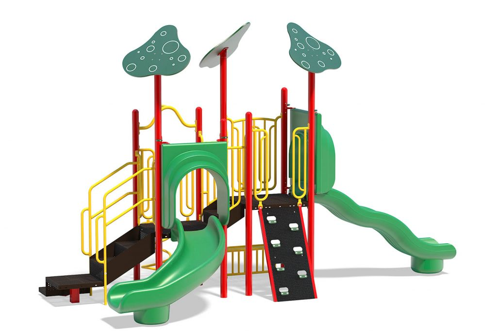Playground Structure Model B303145R0 | Henderson Recreation