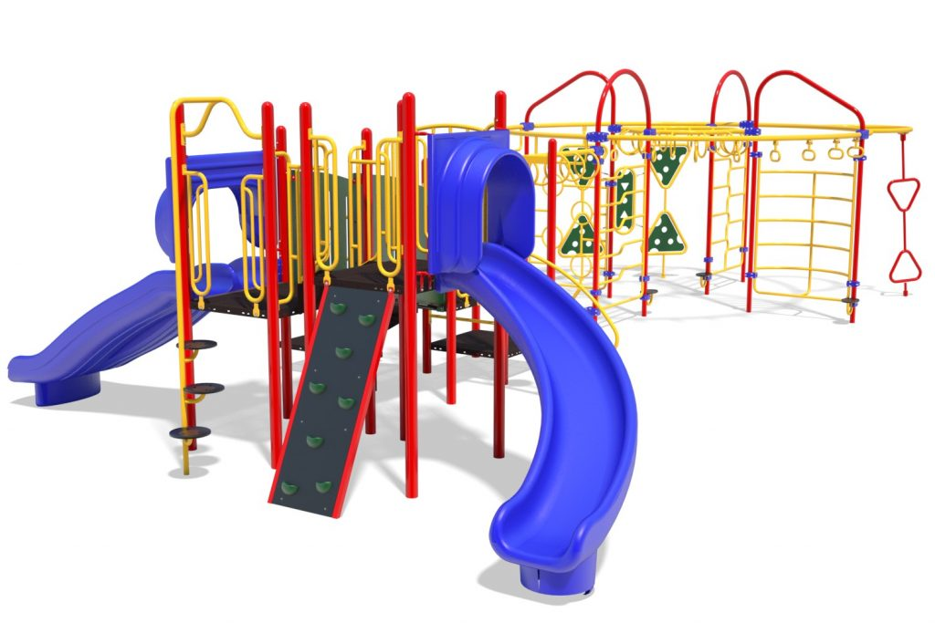 Playground Structure Model B304312R0 | Henderson Recreation