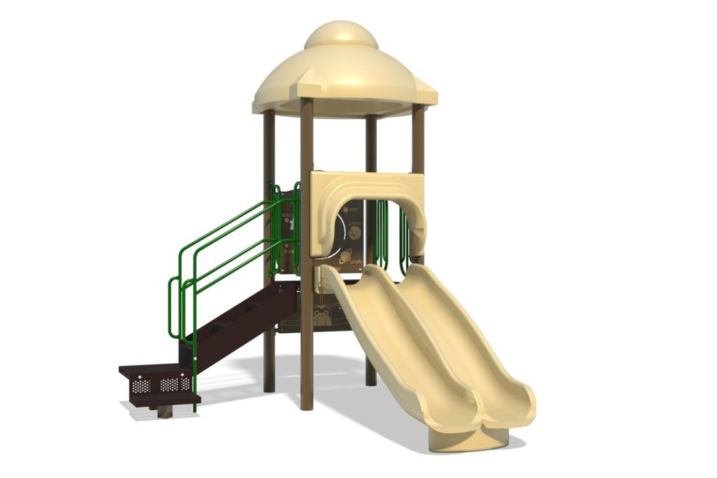 Playground Structure Model B502250R0 | Henderson Recreation