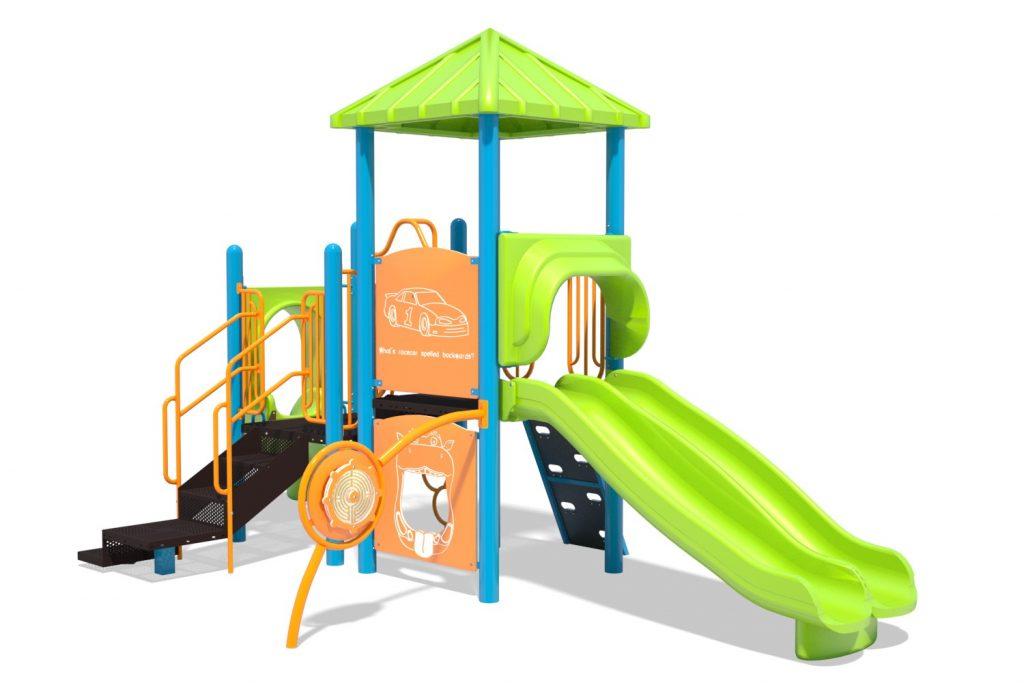 Playground Structure Model B502252R0 | Henderson Recreation