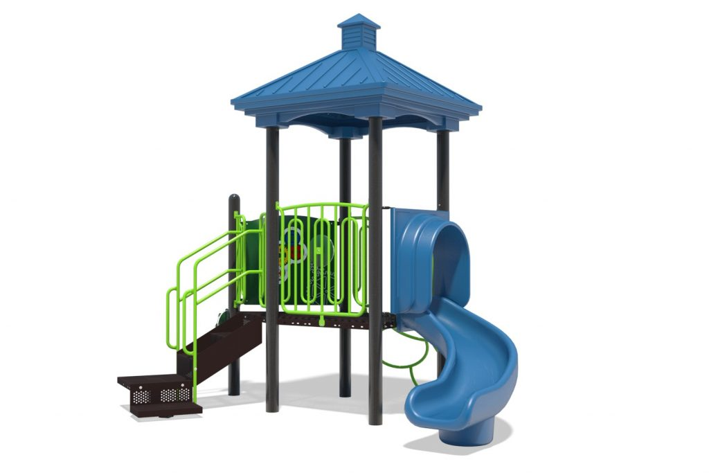 Playground Structure Model B502253R0 | Henderson Recreation