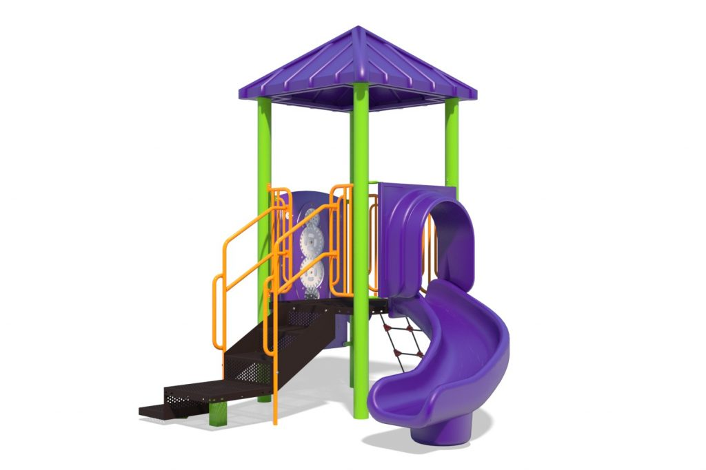 Playground Structure Model B502256R0 | Henderson Recreation