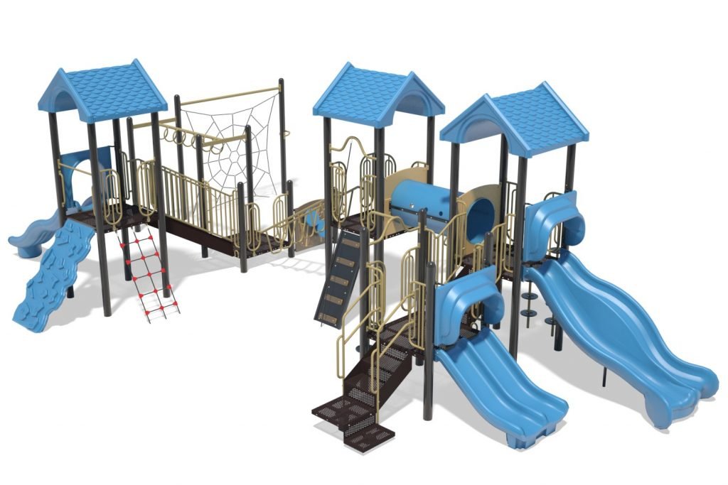 Playground Structure Model B502286R0 | Henderson Recreation