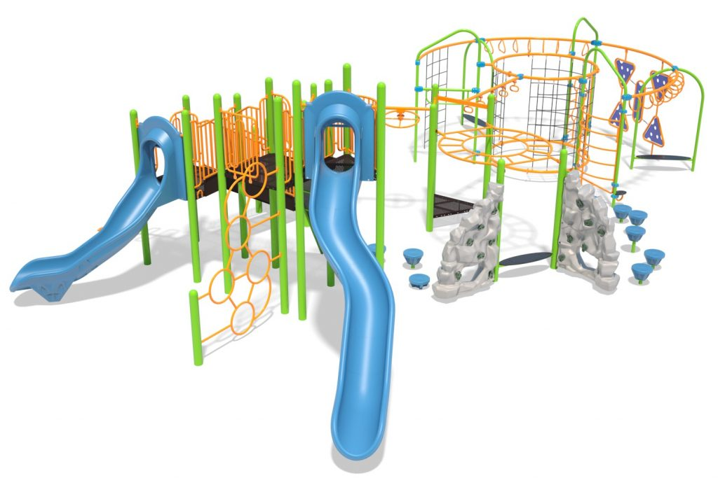 Playground Structure Model B502301R0 | Henderson Recreation