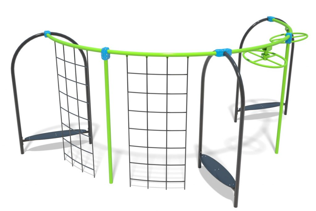 Playground Structure Model OB00451R0 | Henderson Recreation
