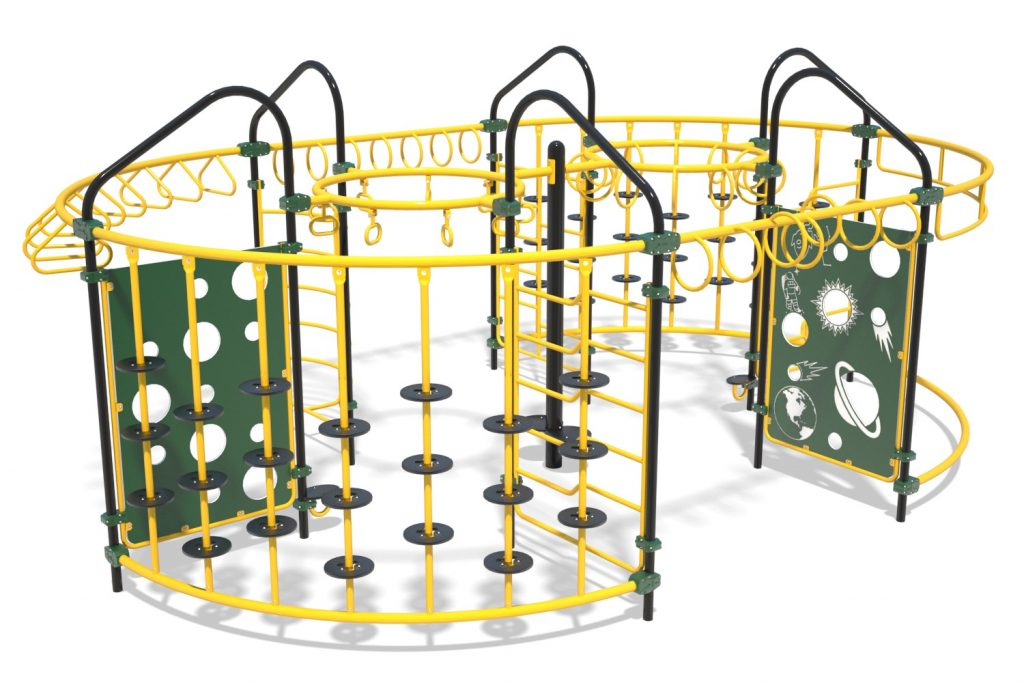 Playground Structure Model OB00457R0 | Henderson Recreation