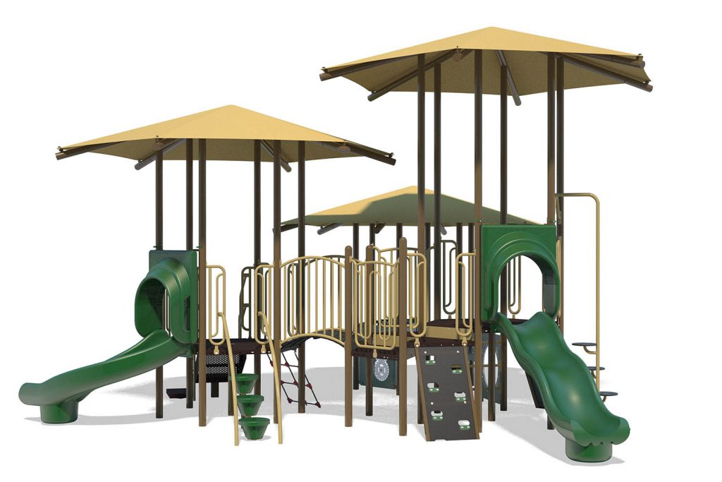 Playground Structure Model B303157R0 | Henderson Recreation