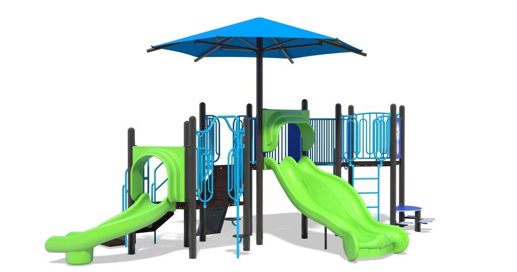 Playground Structure Model B501544R0 | Henderson Recreation