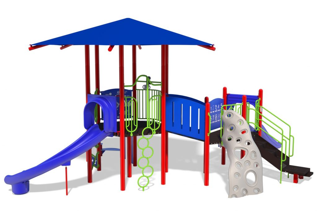 Playground Structure Model B502391R0 | Henderson Recreation