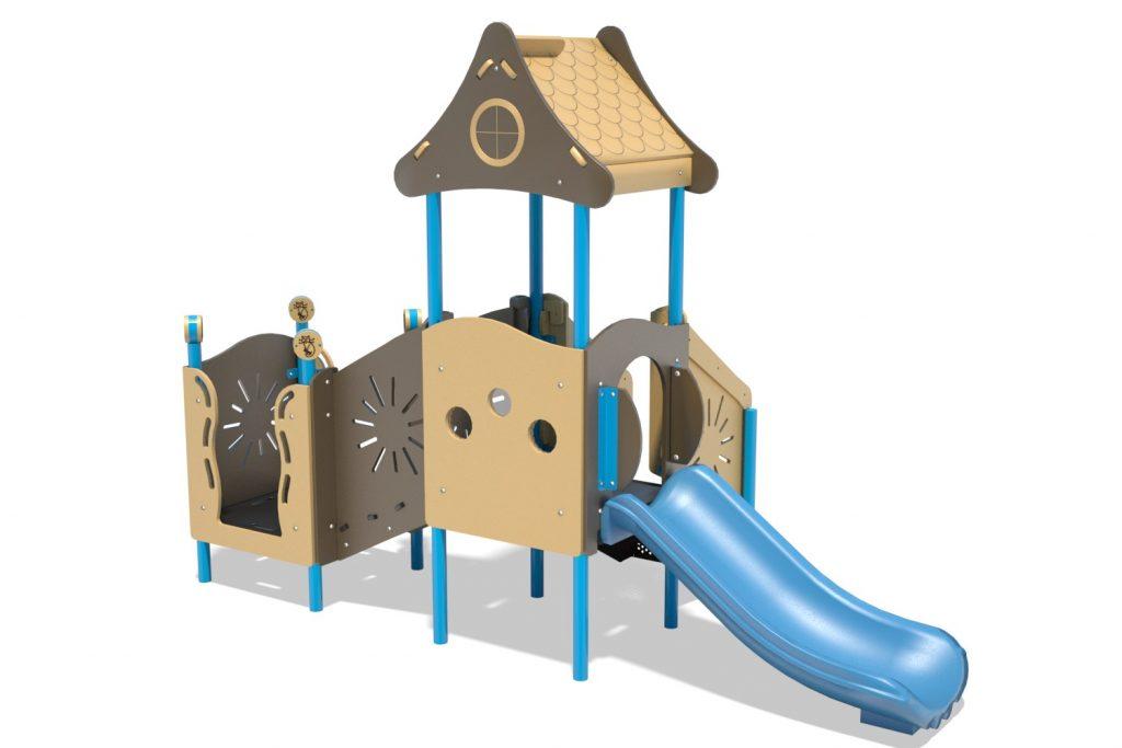 Playground Structure Model PT20065R0 | Henderson Recreation