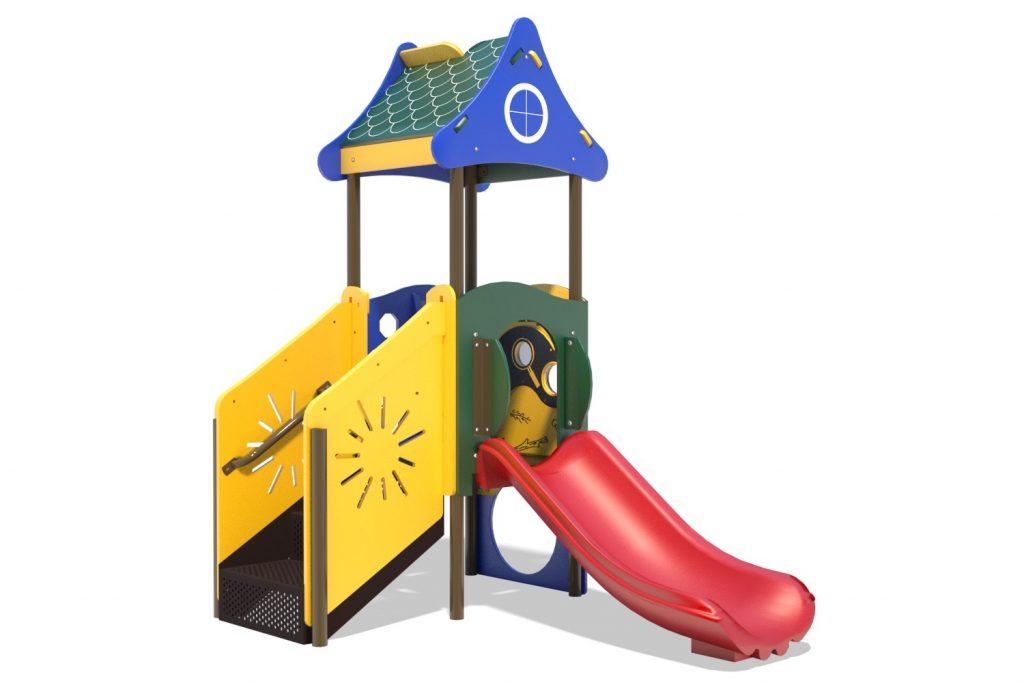 Playground Structure Model PT20075R0 | Henderson Recreation
