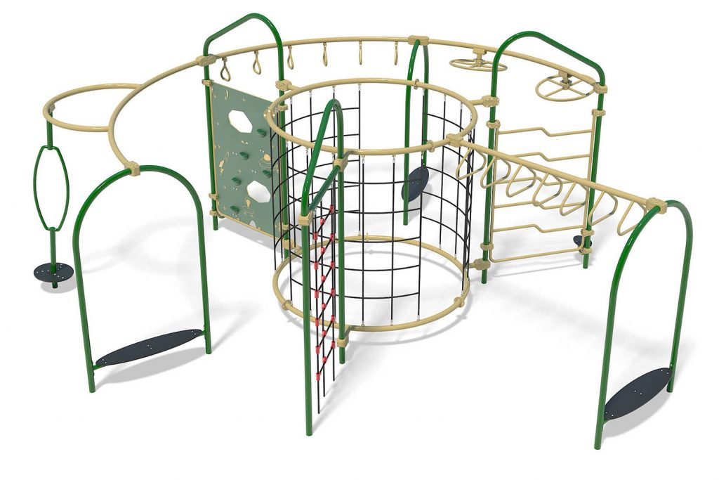 Playground Structure Model OB00385R0 | Henderson Recreation