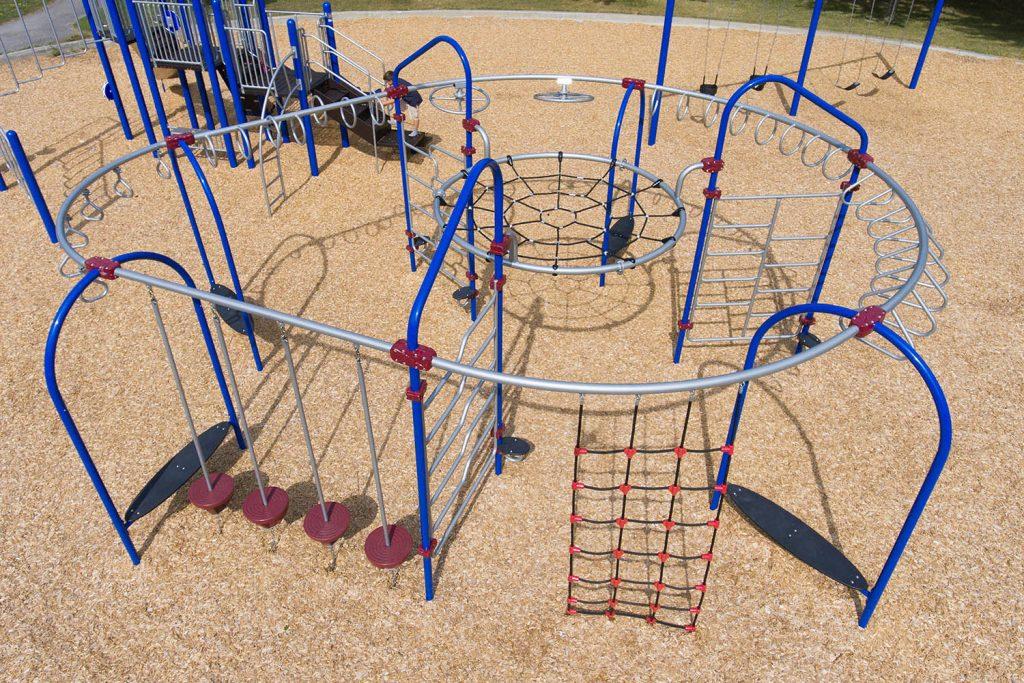 Playground Structure Model OB00393R0 | Henderson Recreation
