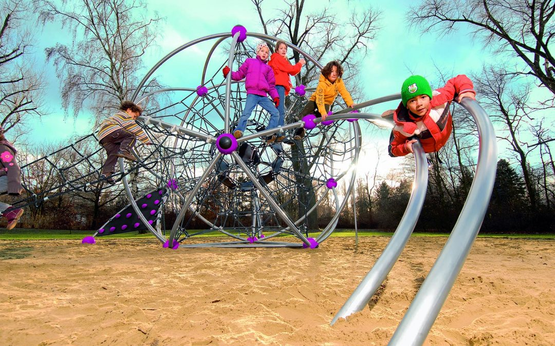 Themed Activity Parks Equipment — the new in-thing
