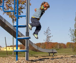 safety of children in the playground 2 | Henderson Recreation