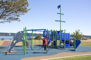 perfect budget playground | Henderson Recreation