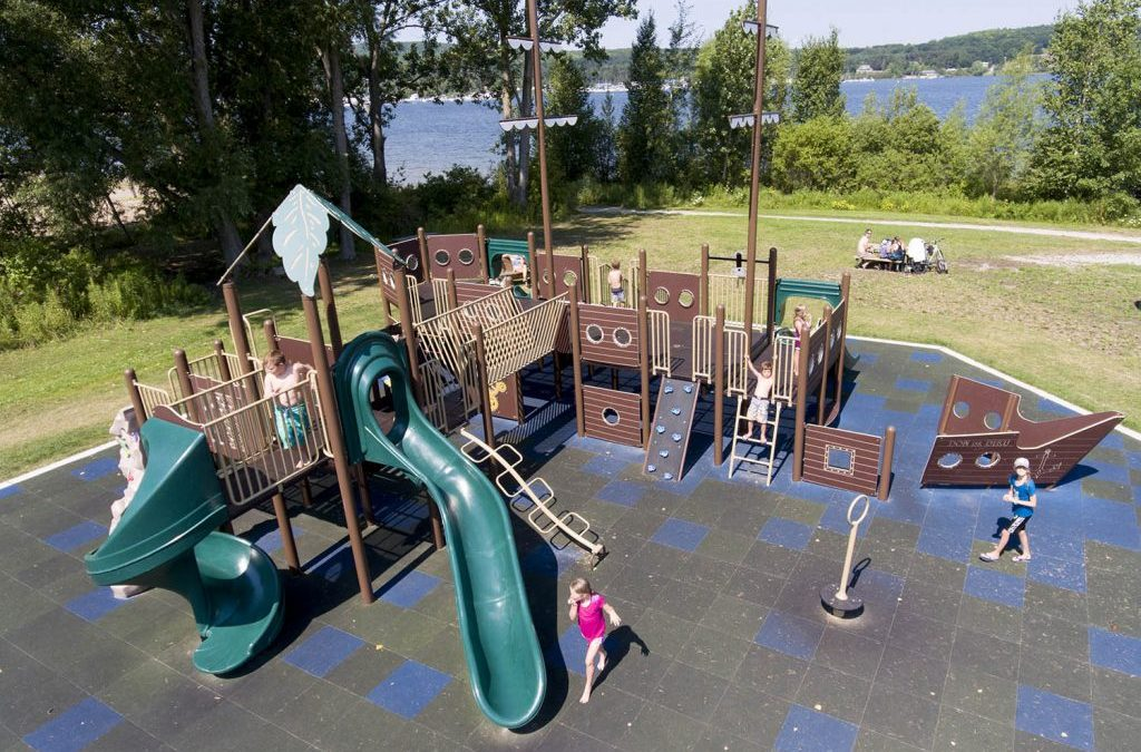 Custom playground equipment – a Different Design for Everybody