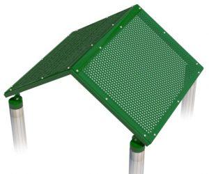 PEAKED ROOF for playground   Henderson Recreatio