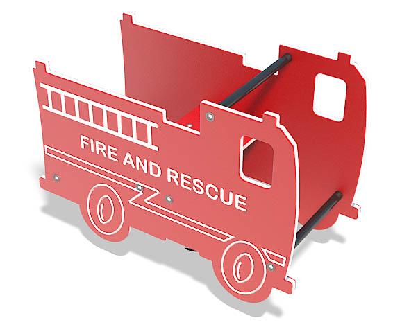 fire truck for preschoolers