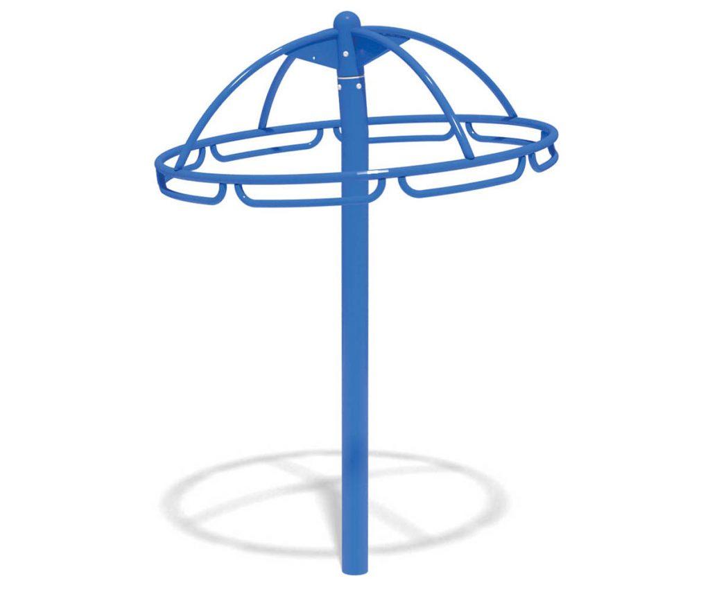 Orbiter playground equipment