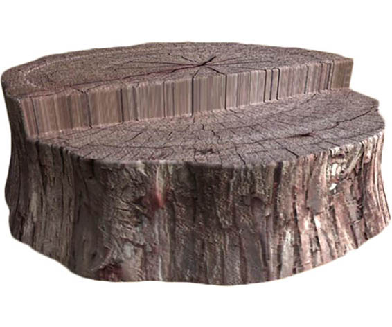 Stump Transfer for Playground | Climber, Bench or ADA Transfer Point