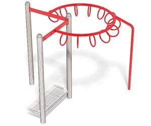 270° Loop Challenge For Playground   Henderson Recreation