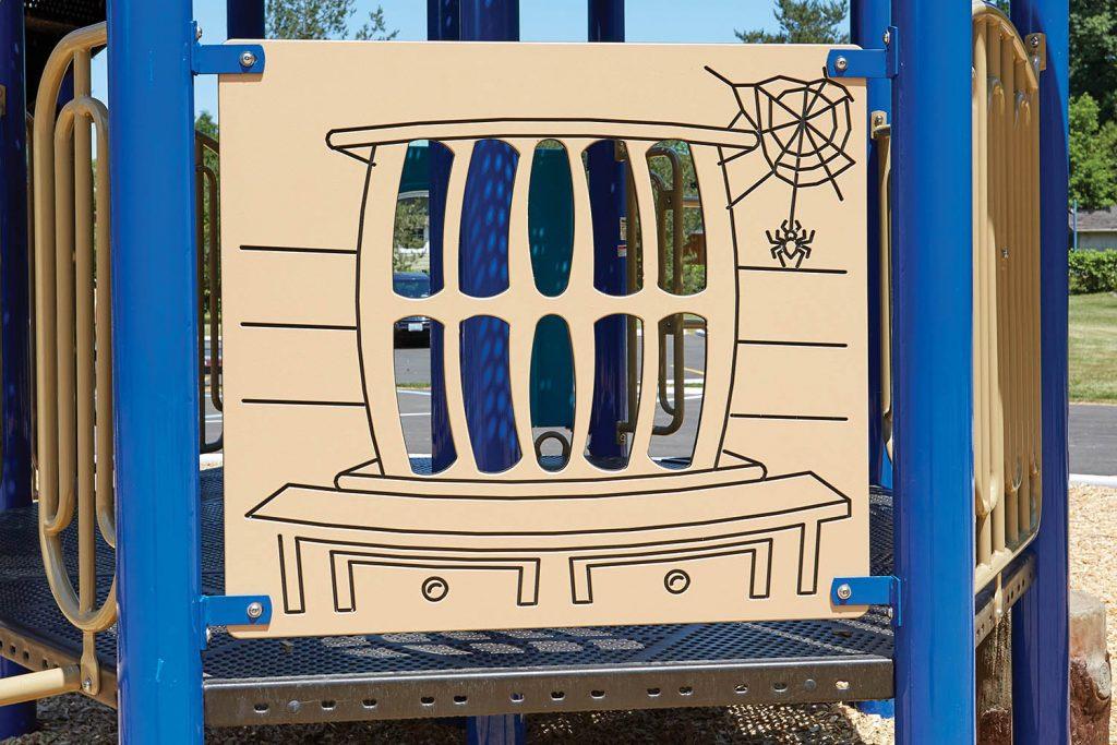 Window Panel For Playground | Playground Equipment | Henderson Recreation