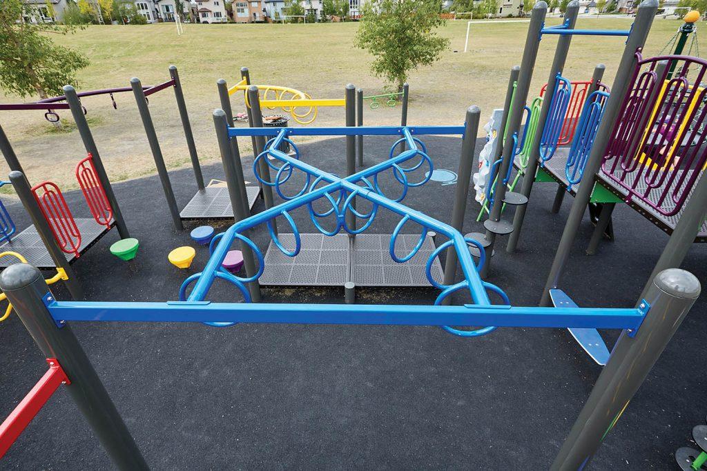 X Loop Overhead | Multi User Activity | Henderson Recreation Equipment