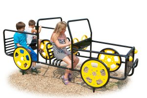 Pickup Truck Play Vehicle for Playground   Henderson Recreation