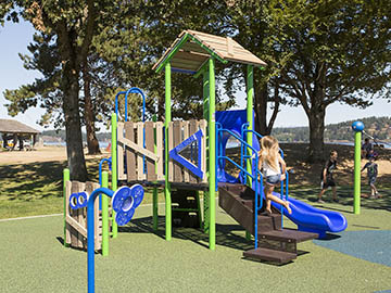 PlaySteel FIT Playgrounds and Playground Equipment