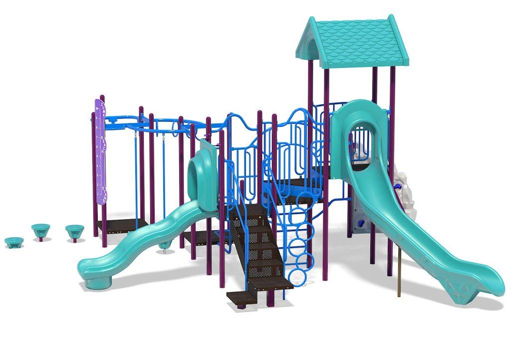 Playground Structure Model B303643R0 | Henderson Recreation