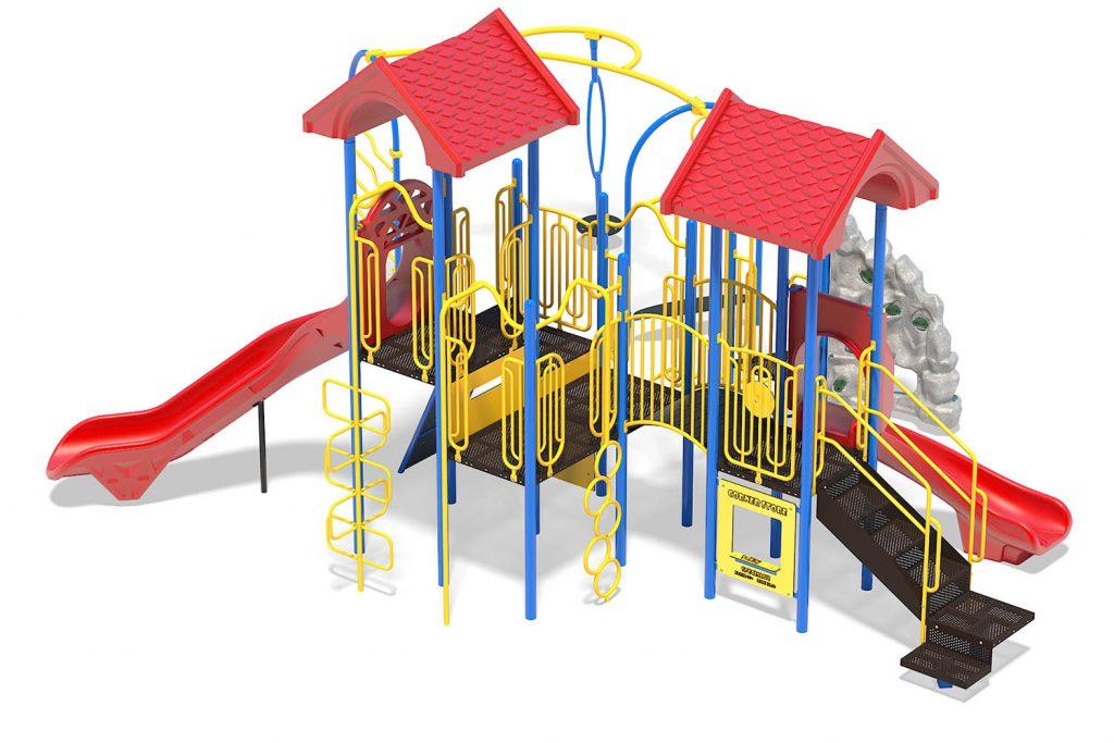Playground Structure Model B303134R0 | Henderson Recreation