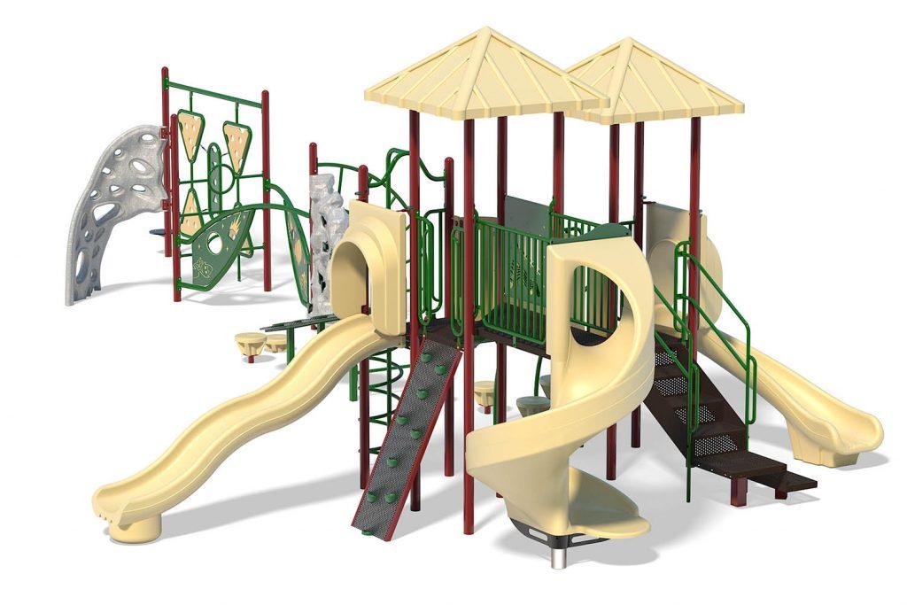 Playground Structure Model B303139R0 | Henderson Recreation