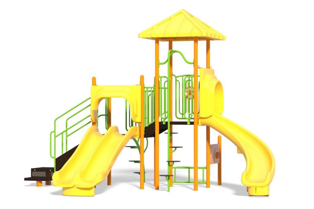 Playground Structure Model B304256R0 | Henderson Recreation