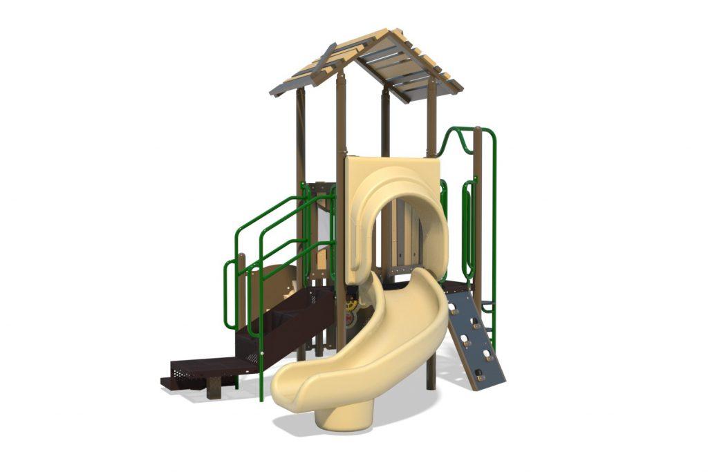 Playground Structure Model B304264R0 | Henderson Recreation
