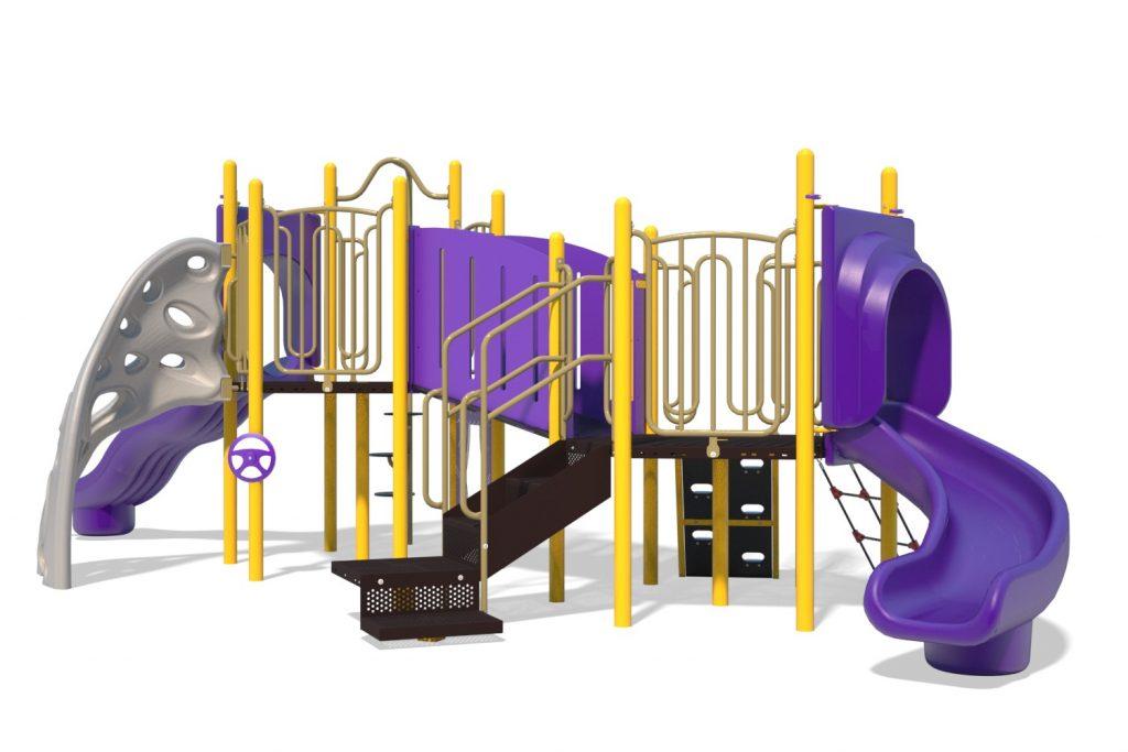 Playground Structure Model B304268R0 | Henderson Recreation